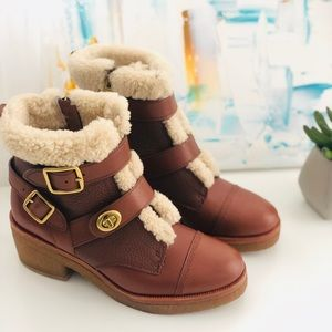 COACH | Fur Lined Booties